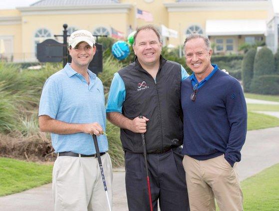 Parkers golf tournament