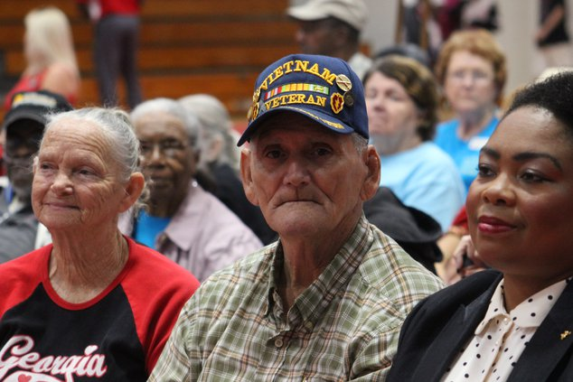 Veterans BCHS 2018
