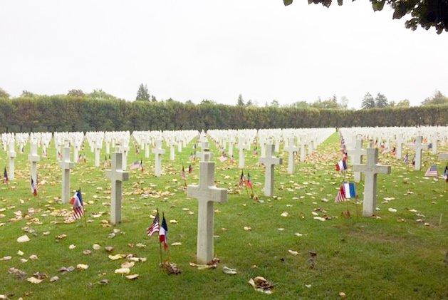 day of memorial Meuse-Argonne