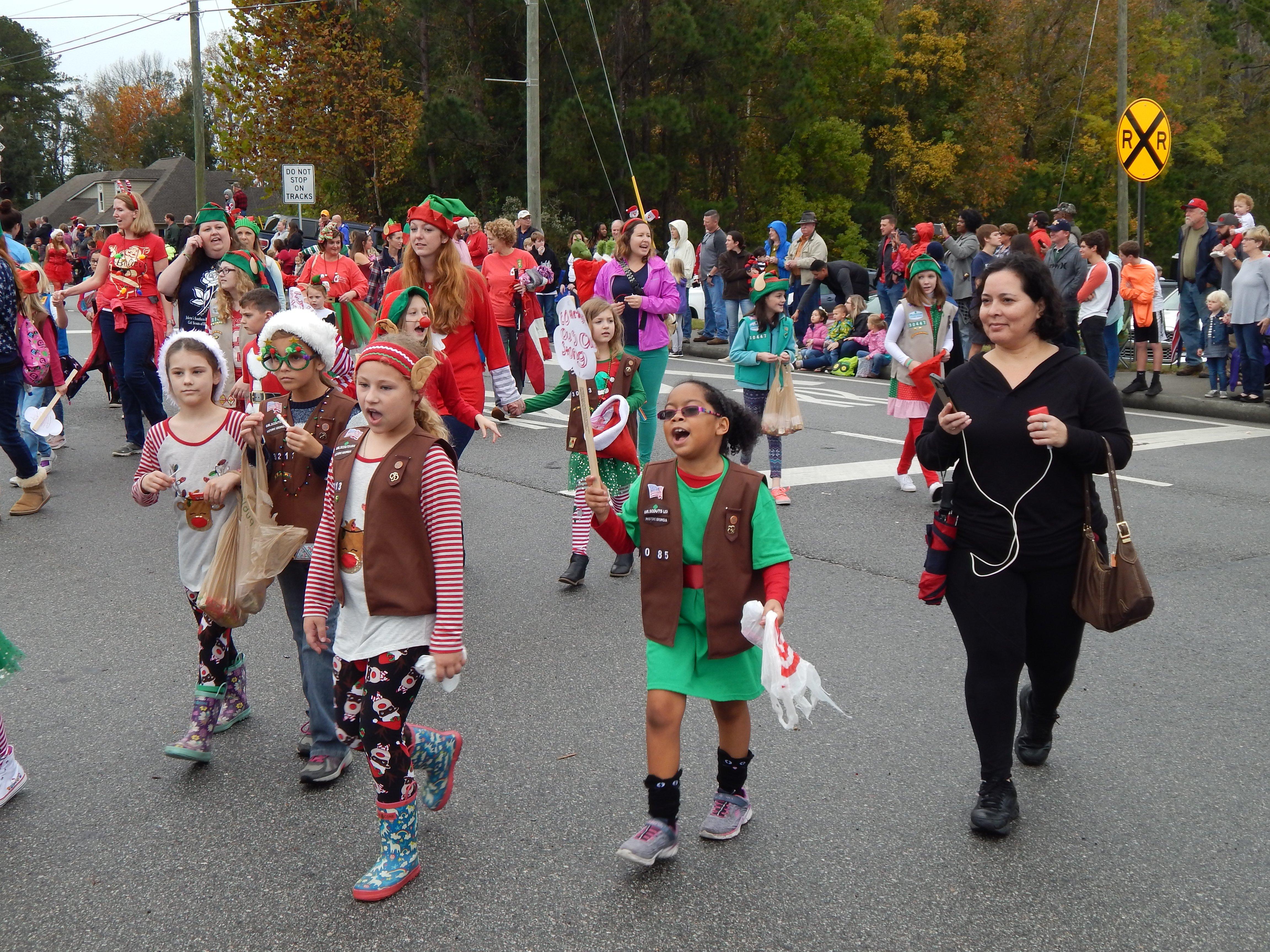 2018 Richmond Hill Christmas Parade. Photo by Mark Swendra.