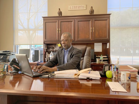 Virgil Jones Tax Commissioner
