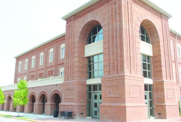 Hinesville City Hall new