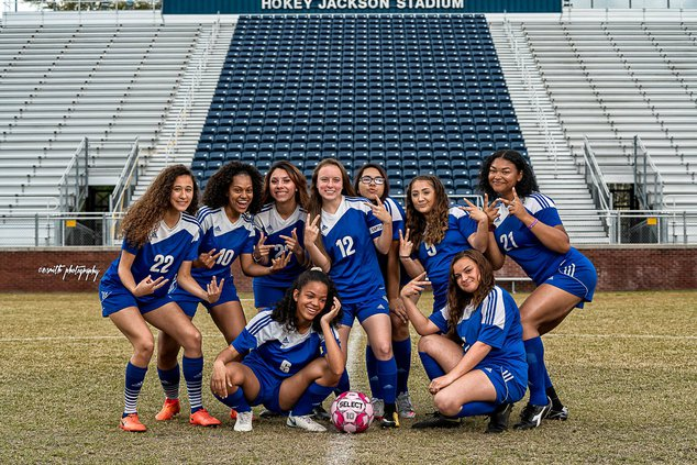 Charles Smith_Lady Tiger Soccer seniors