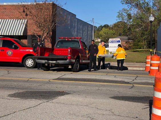 fire investigators- Lainey