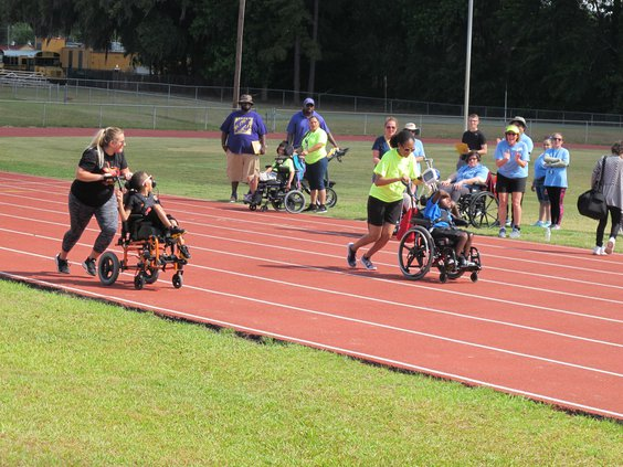 Special Olympics spring 2019