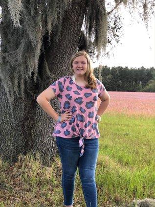 GFB essay winner Carlee Lynn