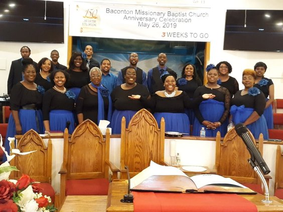 baconton missionary baptist church
