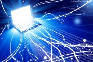 broadband graphic
