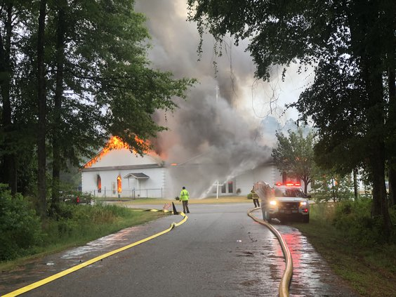 church fire 3