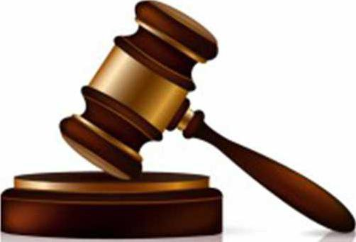 court gavel