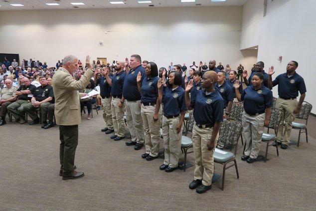 Peace officer academy