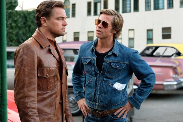 Once Upon a Time in Hollywood still