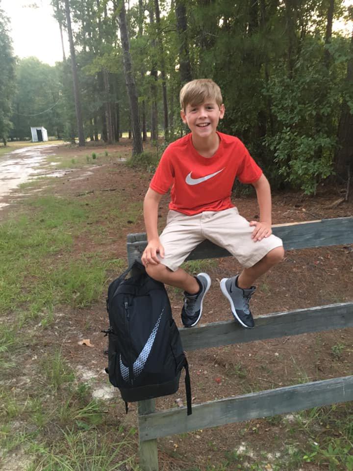Allen Koskela, 5th grade, BCES
