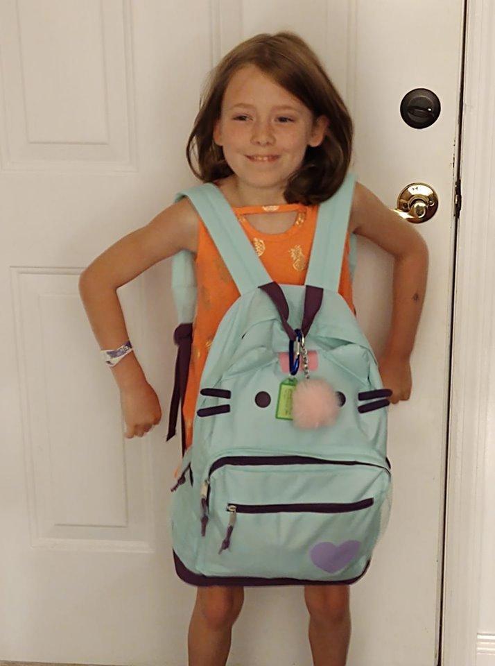 Ariel Golding, 4th grade, BCES