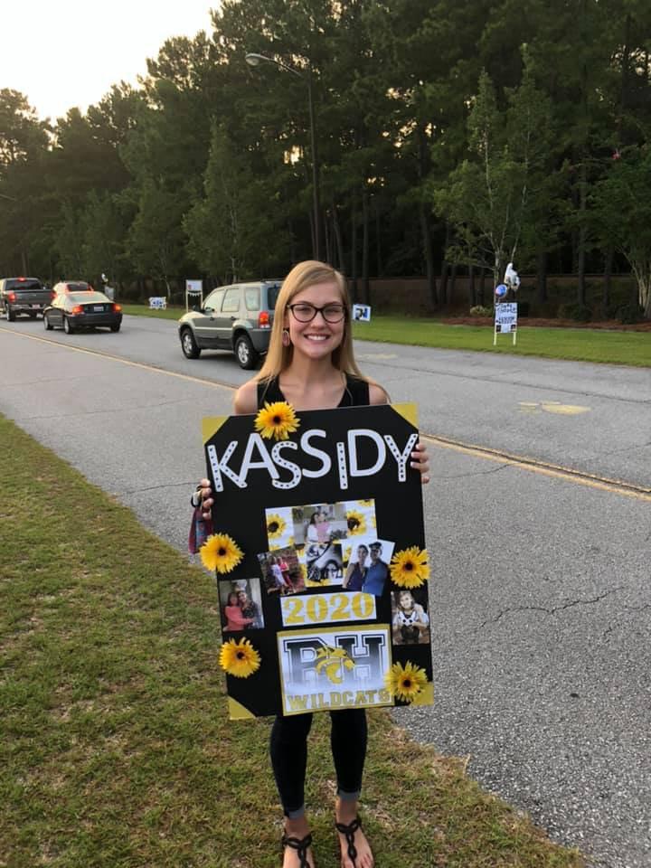 Kassidy Berry, 12th grade RHHS