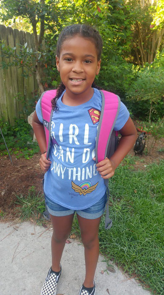 Laila Taylor, 2nd grade, RHES