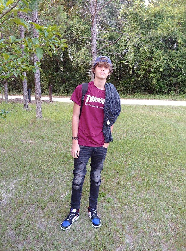 Skyler Merchant, 10th grade, BHS