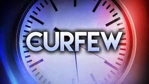 curfew graphic
