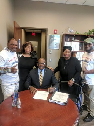Singletary for Hinesville Mayor