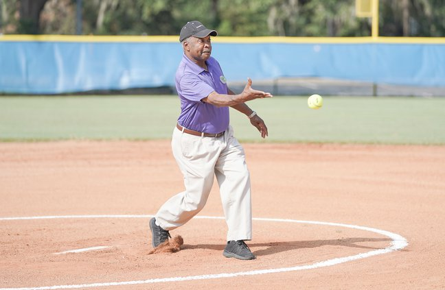 Silent Softball Dr Perry