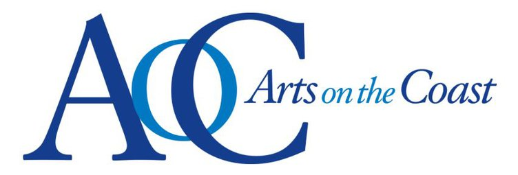 Arts on the Coast logo