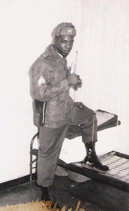 Sgt. Harry Lee Boles