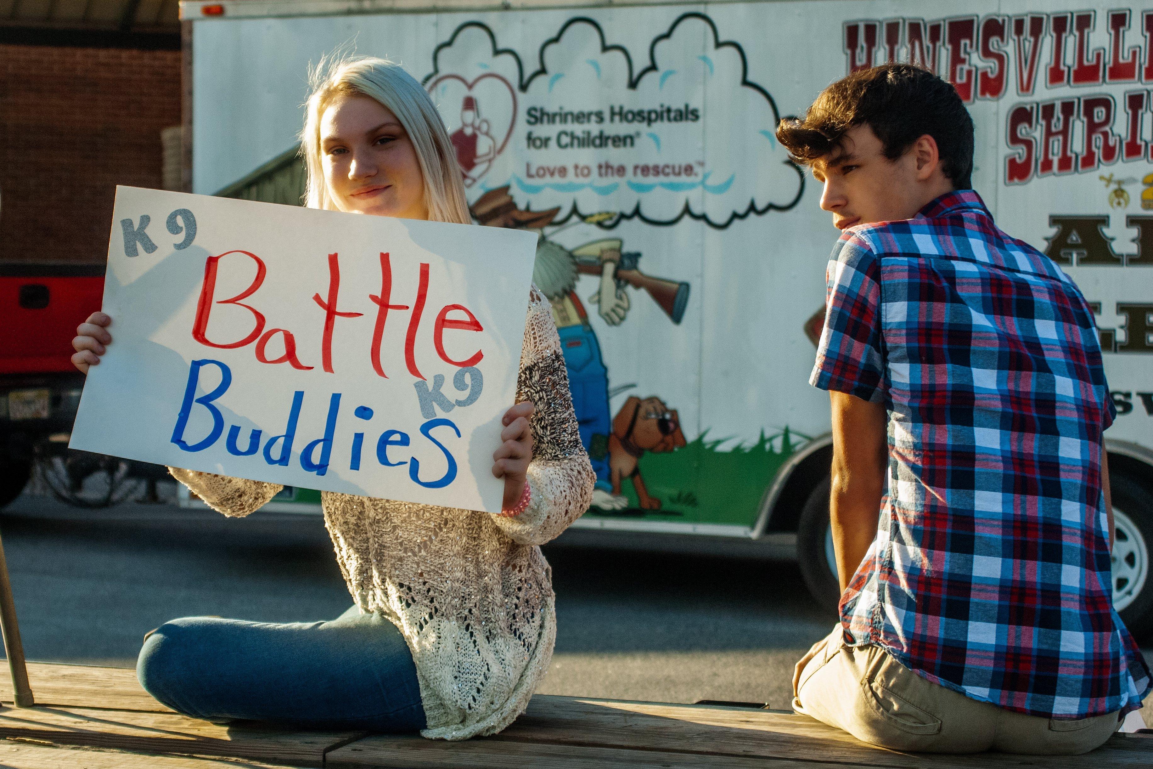Battle Buddies