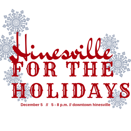 Hinesville for the Holidays