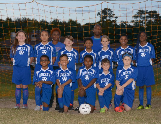 U 10 soccer