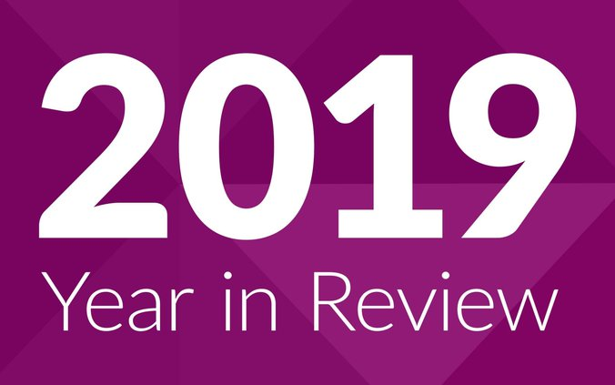 2019 year in review logo
