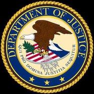 US DOJ logo