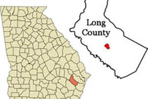long county map