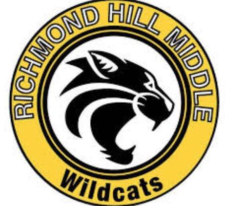 Richmond Hill MIddle School logo