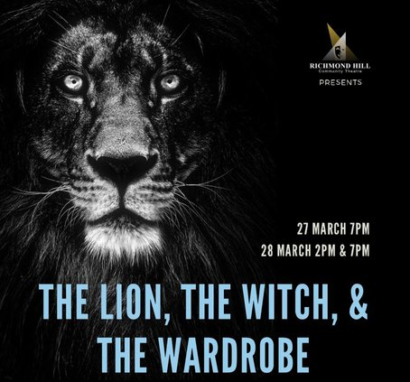 Lion The Witch and the Wardrobe