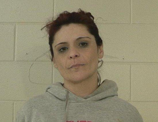Joy Leidh arrest