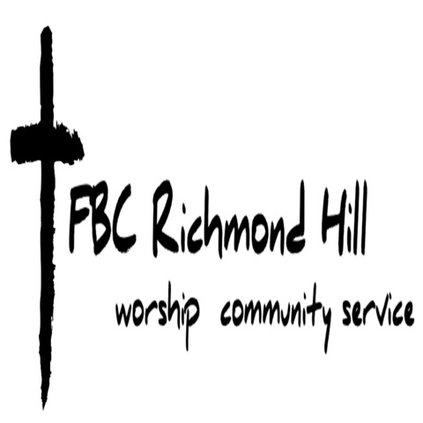 First Baptist Church of Richmond Hill logo