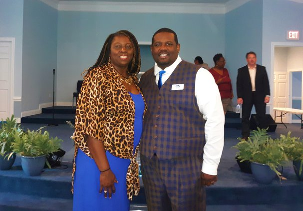 Emmanuel Christian Church Pastors Daniel and Elisha Boyd