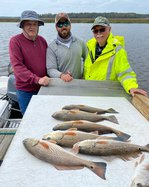 Capt Judy fishing trip
