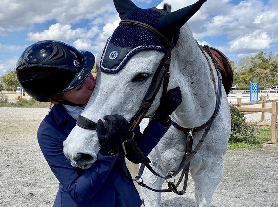 Vivian Heider horse 2