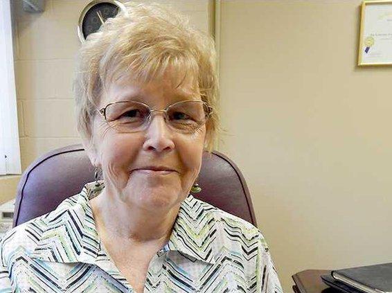Mayor Judy Cook