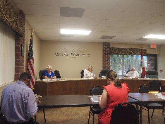 Pembroke council