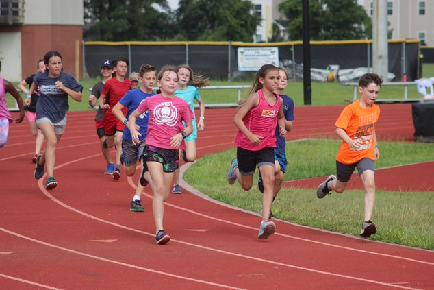 summer track camp