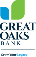 Great Oaks Bank logo