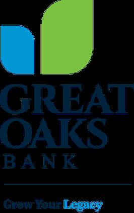 Great Oaks Bank logo