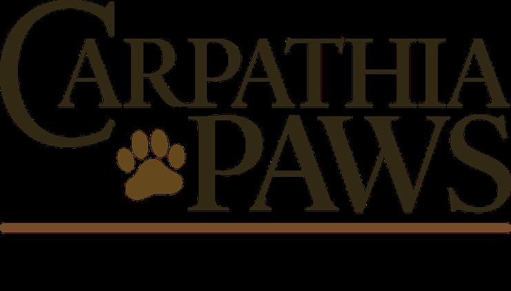 carpathia paws logo