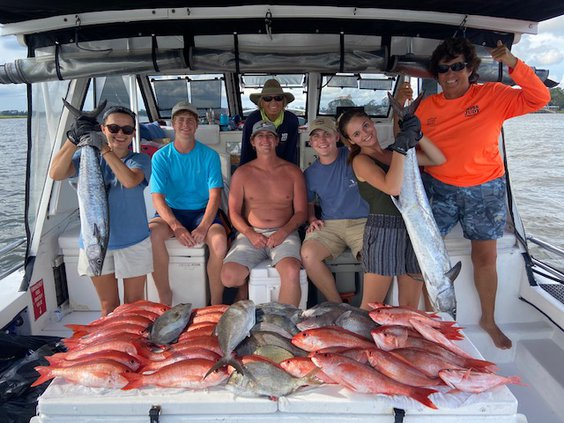 Capt. Judy family