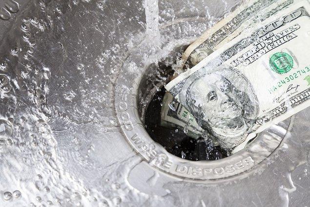 water bills graphic
