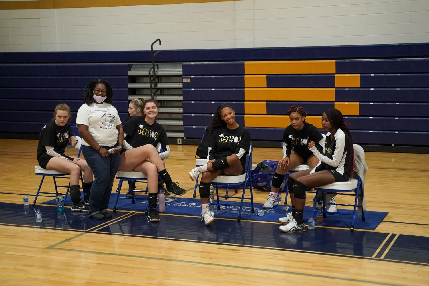 Lady Panther volleyball