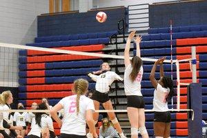RH volleyball