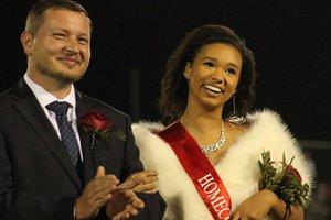 Dorian Stokes homecoming queen